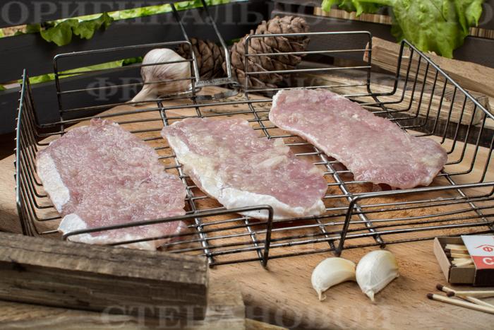 Мясо барбекю