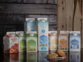 Молочные и иные продукты